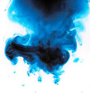 Kék tinta