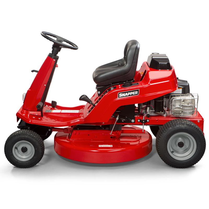 Hátsó motoros fűnyíró traktor